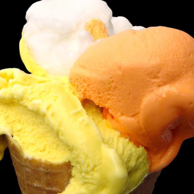 Mix – Flavoured Fruits Ice Cream