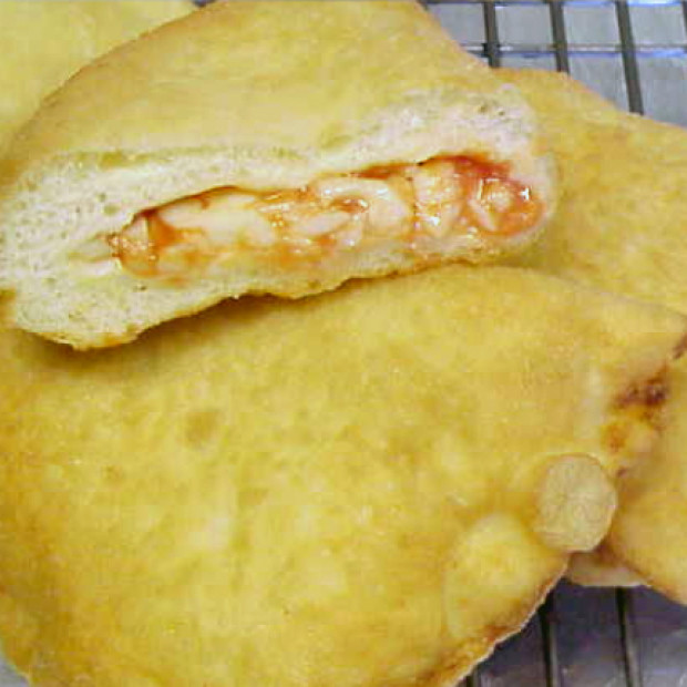 Panzerotto – Fried Pizza
