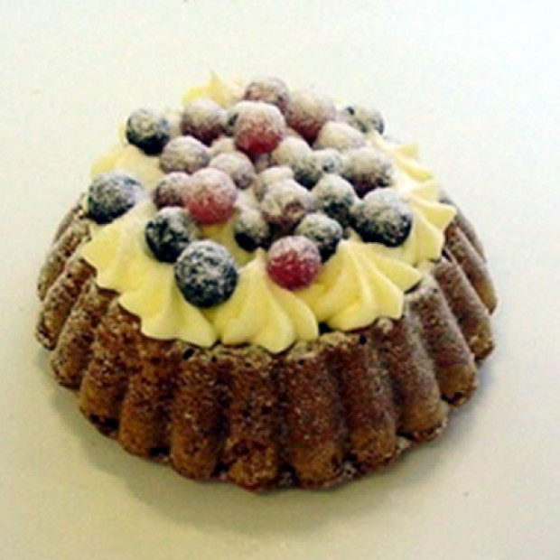 Forest Fruits Mini Cake