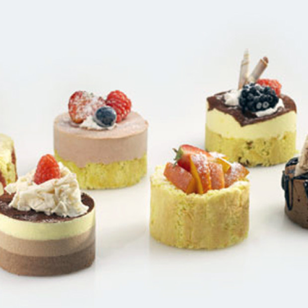 Patisserie Mono Portion