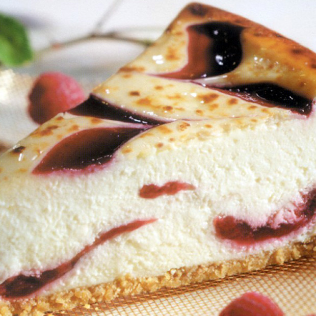Cheesecake With Filling