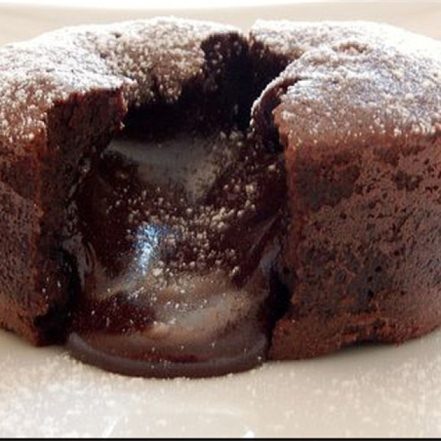 Chocolate Moelleux – Lava Cake