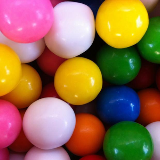 Chewing Gum Dragées