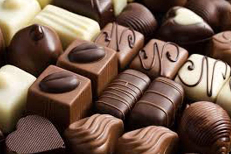 Chocolate and  Pralines