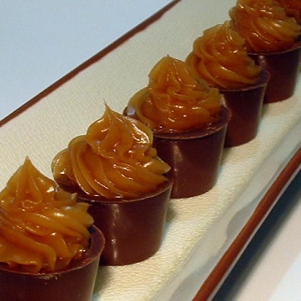 Caramel Pralines