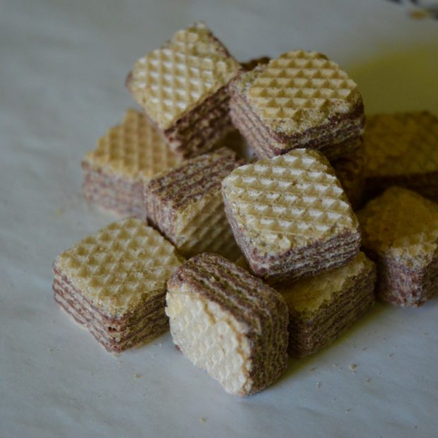 Wafers Anhydrous Cream