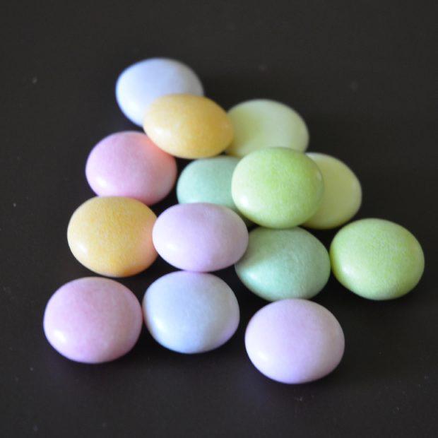 Mix-Flavoured Soft Dragées