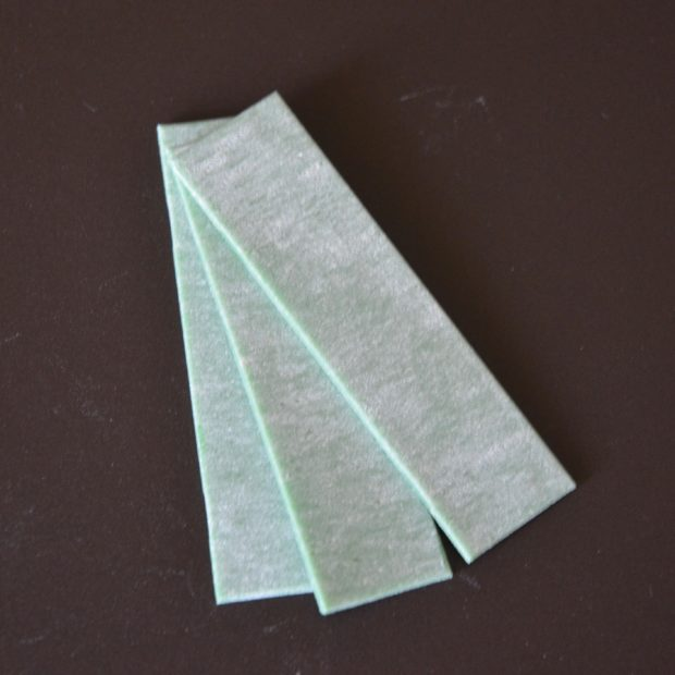 Chewin gum Strips