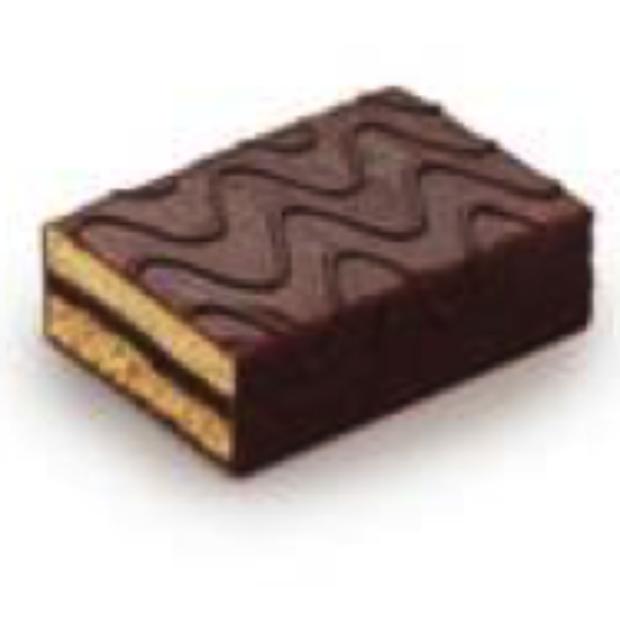 Layer Cake Ricoperto Cioccolato