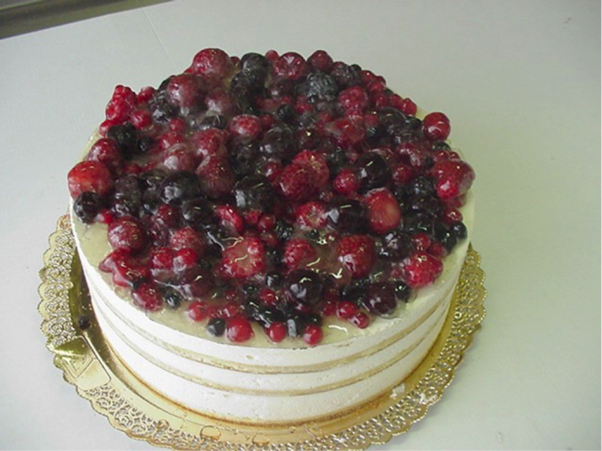 Forest Fruits Cheesecake